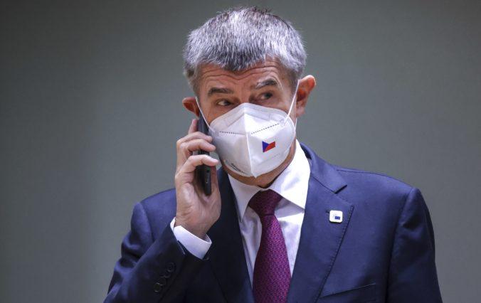 Premiér Babiš chce predĺžiť núdzový stav, nie je spokojný s vysokými číslami nových prípadov koronavírusu