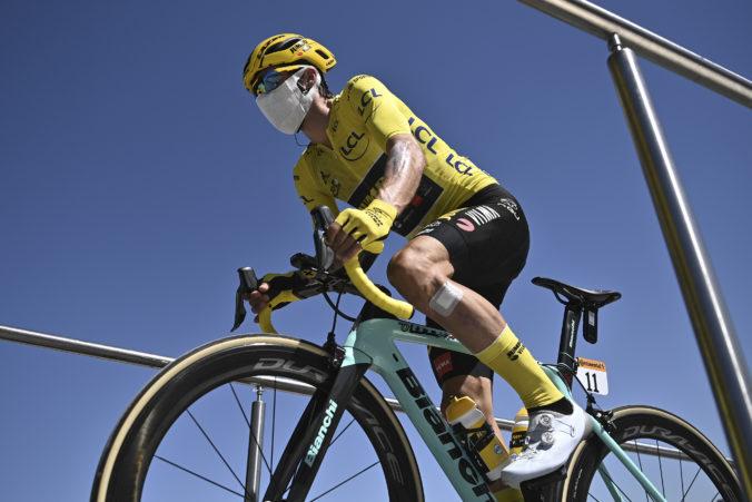 Primož Roglič získal ocenenie Zlatý bicykel, Sagan nebol ani medzi pätnástkou nominovaných