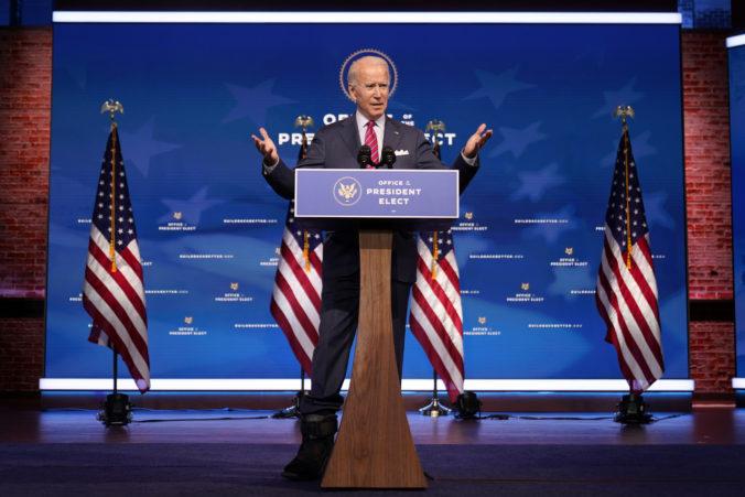 Joe Biden má už oficiálne dostatok hlasov, jeho víťazstvo potvrdila aj Kalifornia