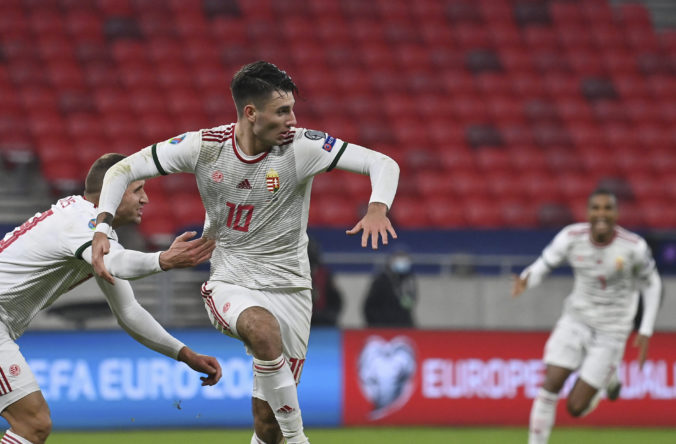 Zidane chce do Realu Madrid priviesť zo Salzburgu maďarského mladíka Szoboszlaia