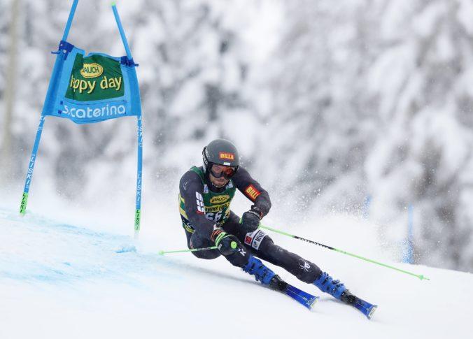 Skvelý Adam Žampa skončil v obrovskom slalome v Santa Caterina v Top 10