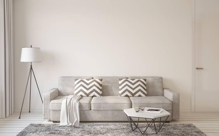 Jednoduchá a pritom veľmi pekná modernizácia obývačky