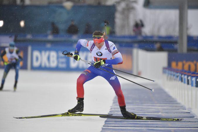 Rýchlostné preteky v Hochfilzene vyhral Dale, z tria Slovákov postúpil do stíhačky len Šima