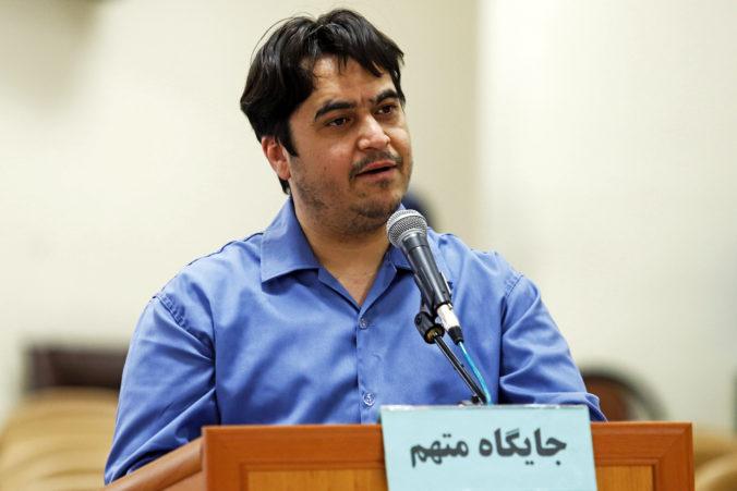 Irán si predvolal nemeckého a francúzskeho veľvyslanca, Brusel odsúdil popravu novinára