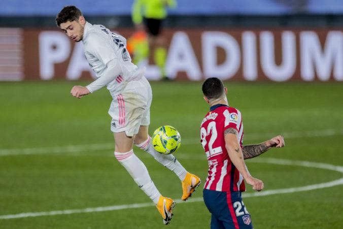 Real ukončil víťaznú šnúru Atlética, Zidane hovorí o skvelom týždni a z hráčov je nadšený