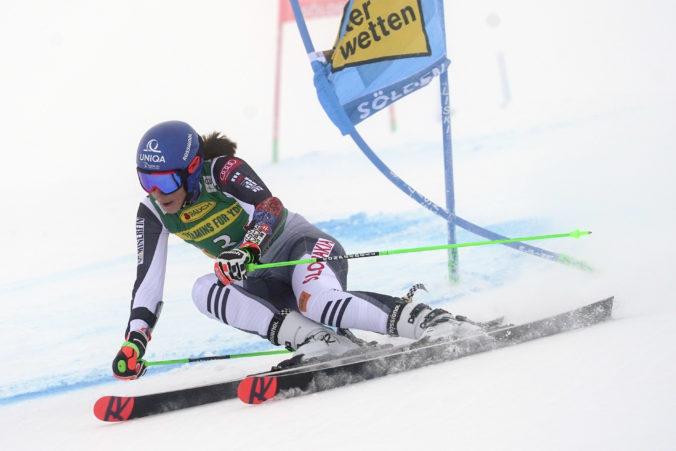 Vlhová pre nepriazeň počasia pretekať nebude, obrovský slalom v Courcheveli presunuli