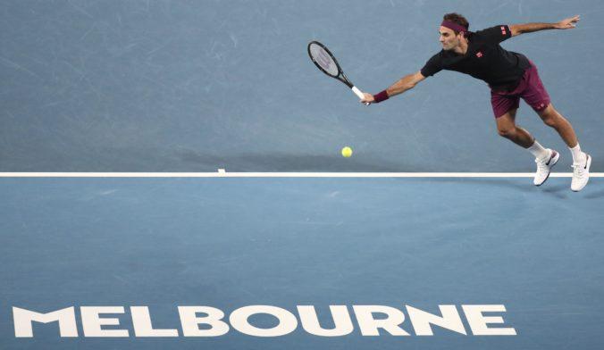 Federer možno nestihne úvodný grandslamový turnaj sezóny Australian Open