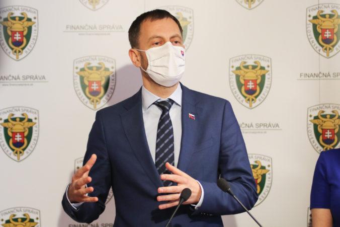 Heger: Slovensko dlho spalo a za vyspelými štátmi zaostávame, plán obnovy treba urýchliť (video)
