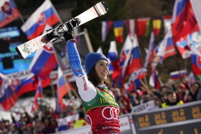 Anketu Športovec roka 2020 ovládla Petra Vlhová, futbalový tím sa vyrovnal hokejistom