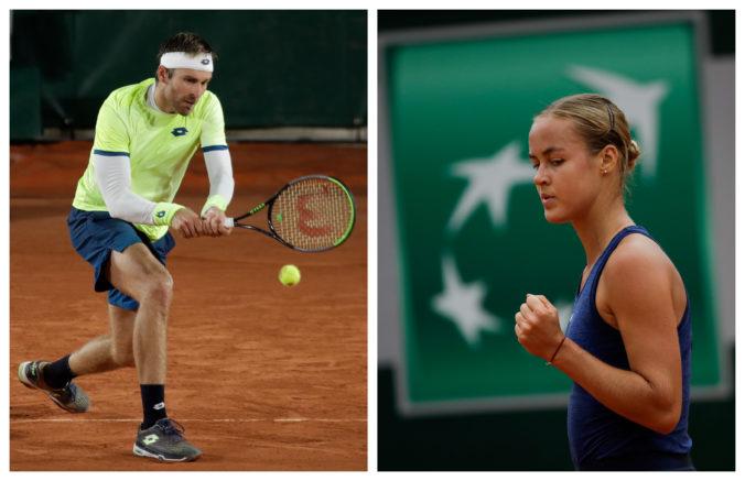 Norbert Gombos sa stal tenistom roka, medzi ženami uspela Karolína Schmiedlová