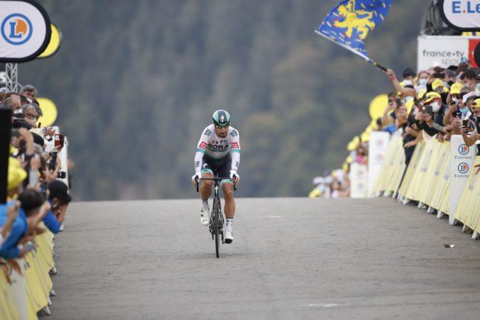 Sagana môžu čakať v tíme Bora-Hansgrohe počas Tour de France iné úlohy ako doposiaľ