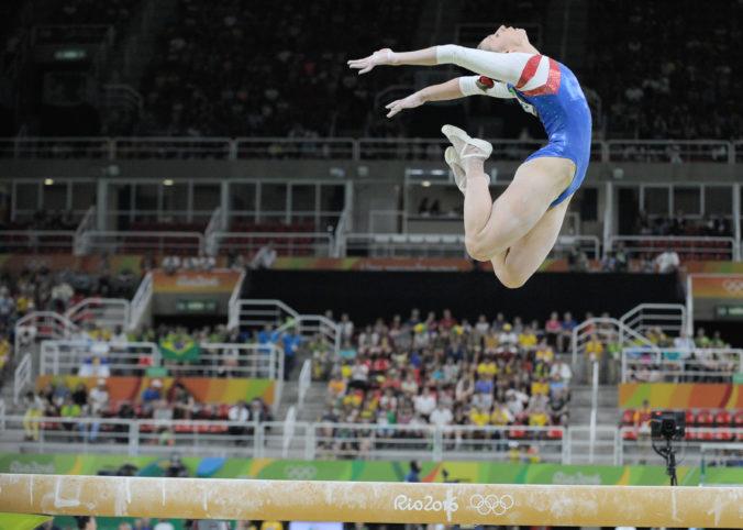 Mokošová zažiarila na majstrovstvách Európy, pre Slovensko vybojovala bronz na bradlách