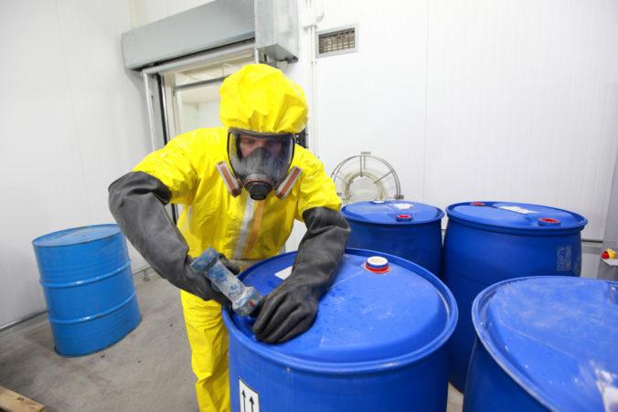 Ministerstvo vnútra chce likvidovať nebezpečný odpad, pred vyhlásením súťaže sa poradí s odborníkmi