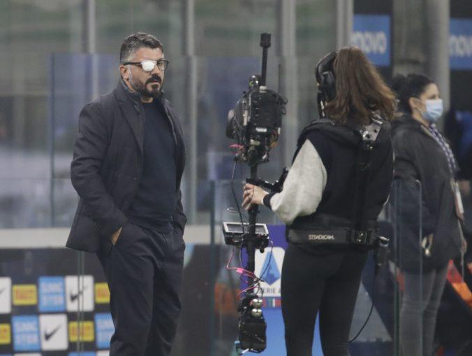 Gattuso trpí myasténiou, preto prestal chodiť na pozápasové rozhovory