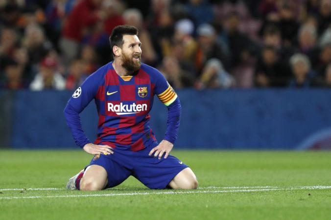 Messi bude hrať, kým bude mať na to, vraví tréner Koeman