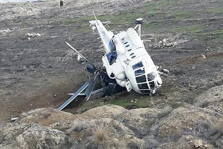 V pakistanskej dedine sa zrútil vrtuľník prevážajúci telo vojaka, zahynula celá posádka