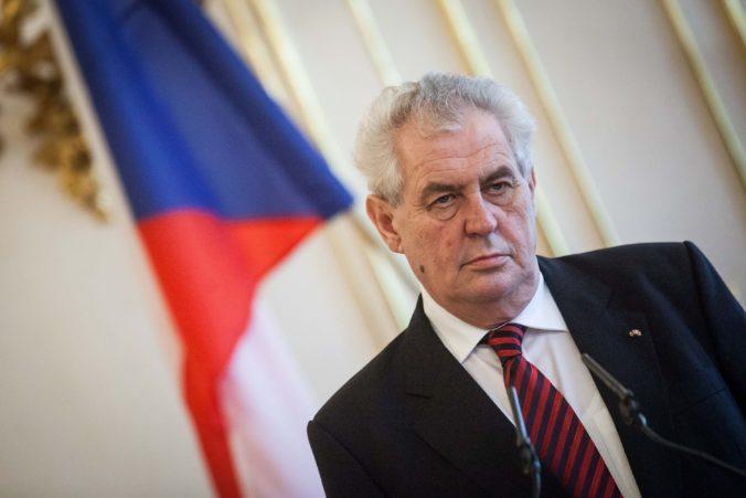 Prezident Zeman vyhlásil termín volieb do Poslaneckej snemovne, konať sa budú na jeseň