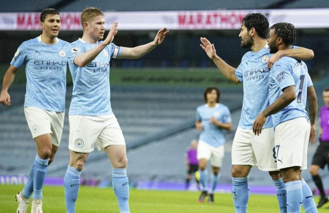 Manchester City pre koronavírus odložil zápas Premier League, Evertonu strohé vyhlásenie nestačí