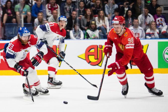MS v hokeji 2021 by sa mohli hrať aj v Bratislave či Prahe, v Minsku odmieta hrať viacero tímov