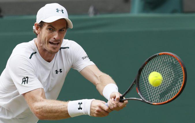 Murray sa odhlásil z turnaja ATP v Delray Beach, obáva sa nákazy koronavírusom pred Australian Open