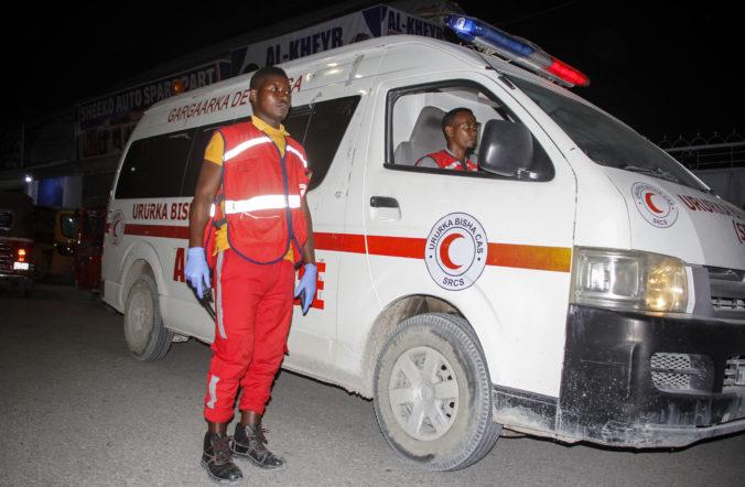 Mogadišo zasiahol samovražedný bombový útok, vyžiadal si päť mŕtvych