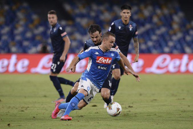 Vavro absolvoval lekársku prehliadku v FC Janov, dres v Serie A možno zmení aj Lobotka