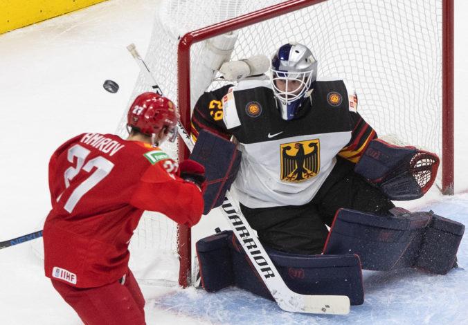 Mladí Nemci vo štvrťfinále MS v hokeji do 20 rokov tvrdo vzdorovali Rusom, Fíni vyradili Švédov