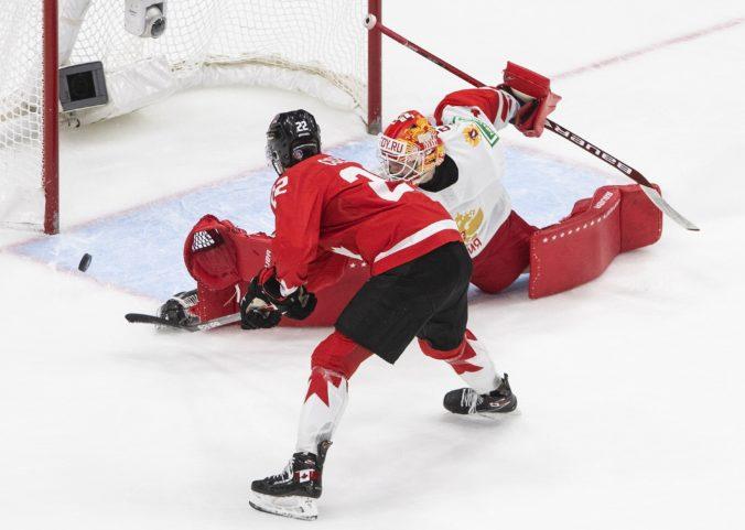 Kanada v semifinále MS v hokeji do 20 rokov zdolala Rusko, Fínsko podľahlo USA a zahrá si iba o bronz (video)