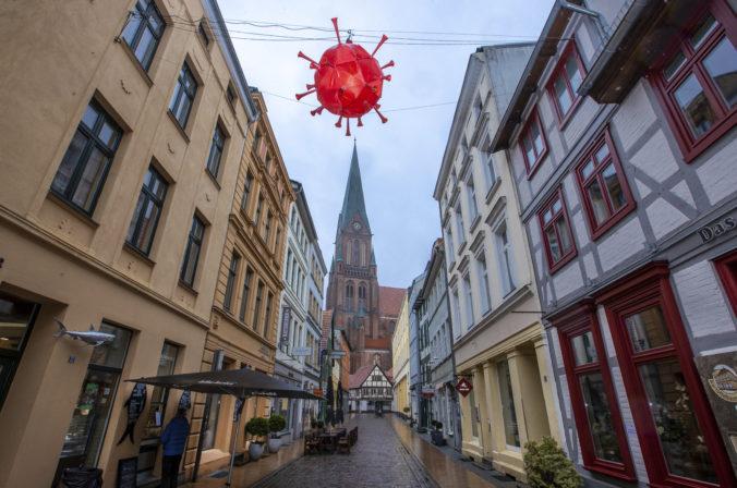 Lockdown v Nemecku sa predĺži do konca januára, sprísniť by sa mali aj ďalšie obmedzenia