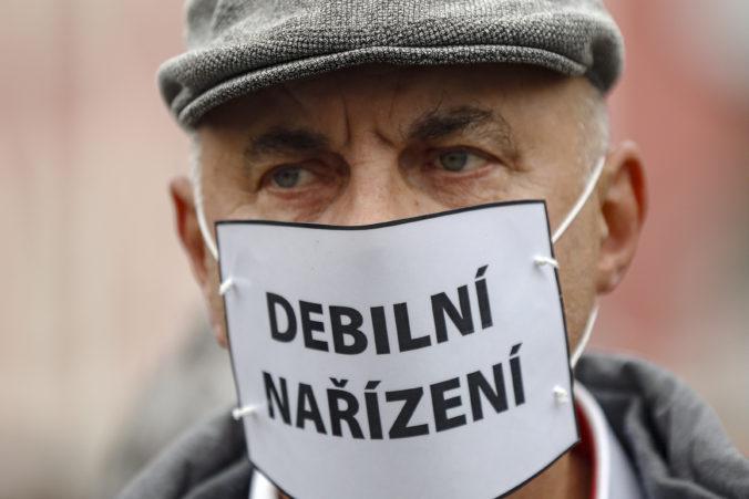V Prahe bude demonštrácia za uvoľnenie obmedzení, stúpenci petície Blanický manifest chcú bezpečné otvorenie krajiny