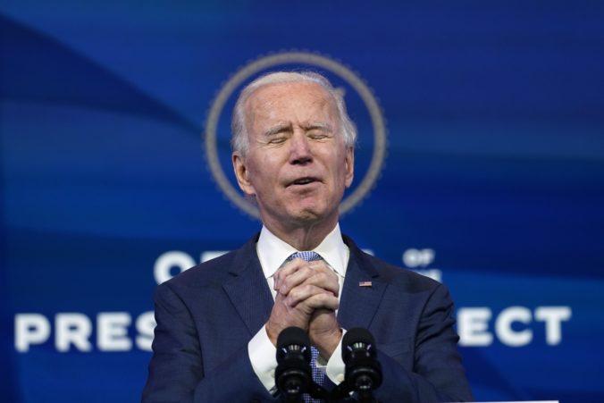 Kongres formálne potvrdil víťazstvo Bidena v amerických prezidentských voľbách