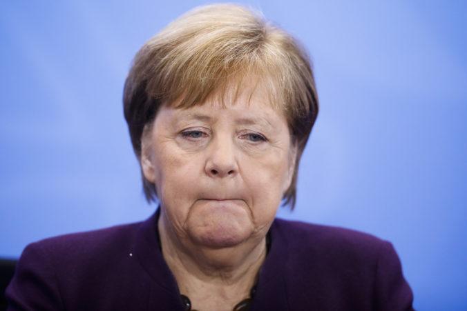 Zablokovaný Trumpov účet na Twitteri považuje Merkelová za problém, sloboda prejavu je základné právo