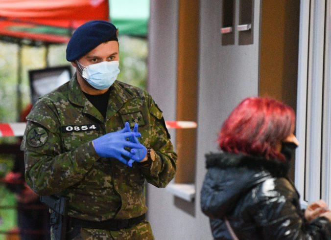 Armáda je pripravená podporiť prípadné celoplošné testovanie