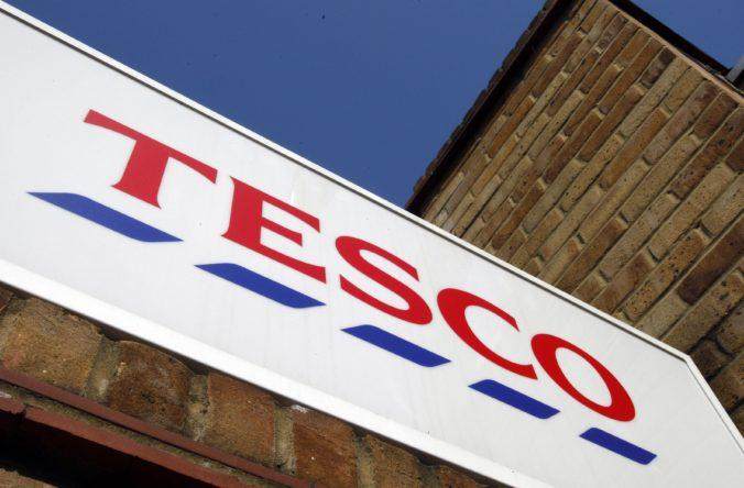 Maloobchodný reťazec Tesco si vo Veľkej Británii pripísal počas Vianoc rekordné tržby