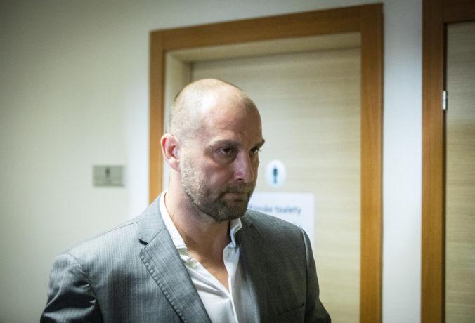 Bödör zostáva za mrežami, súd vyhovel návrhu prokurátora
