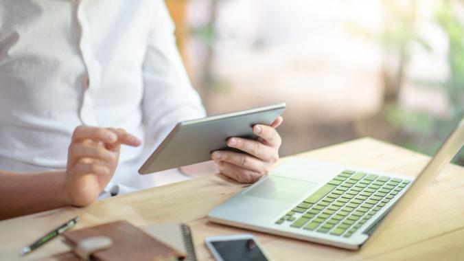 S finančnou správou stále viac subjektov komunikuje elektronicky, dôvodom je pandémia koronavírusu