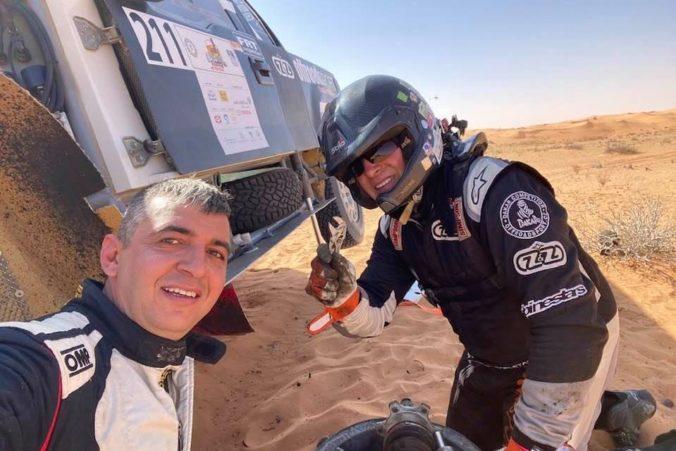 Marek Sýkora po predčasnom konci na Rely Dakar dúfa, že v ďalšom ročníku dorazí do cieľa