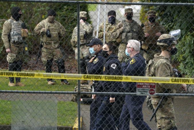 Členov Národnej gardy preveruje FBI, pri inaugurácii Bidena sa obávajú útoku zvnútra
