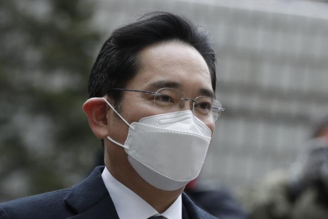Dedič Samsungu si pár rokov odsedí vo väzení, je vinný z podplácania juhokórejskej exprezidentky