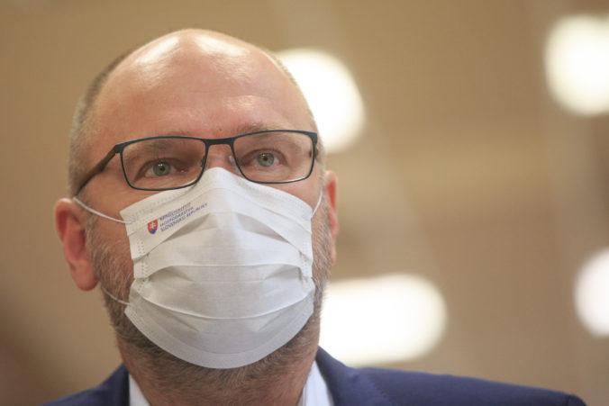 """Sulík ocenil, že návrhy strany SaS na testovanie vláda """"v rámci možností"""" akceptovala"""