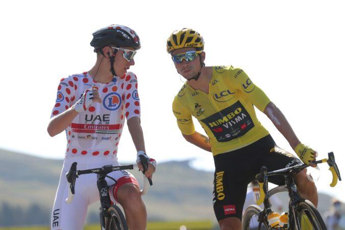 Tour de France 2021 aj s minuloročnými lídrami, opäť sa tak môže zopakovať veľký súboj Pogačar – Roglič