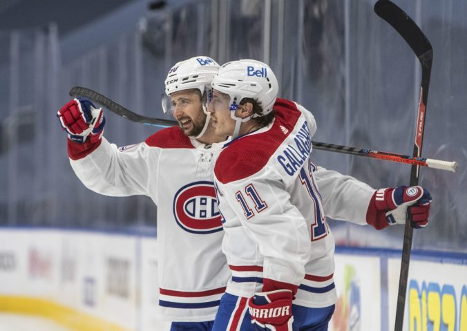 Toffoli sa blysol hetrikom, Tatar asistoval a v NHL aj tri víťazstvá hostí (video)