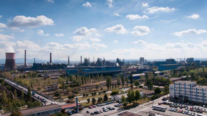 V U. S. Steel Košice pretestovali rekordný počet ľudí, infikovaní zamestnanci ubúdajú