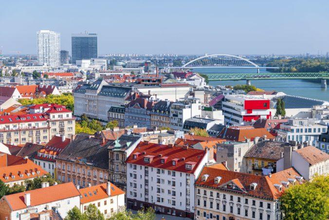 Cena bytov v Bratislave stúpala, za meter štvorcový pýtali viac ako 2-tisíc eur
