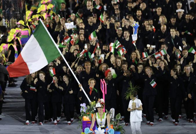 Talianom hrozí podobný osud ako Rusom, na olympiádu v Tokiu možno nepôjdu pod svojou vlajkou