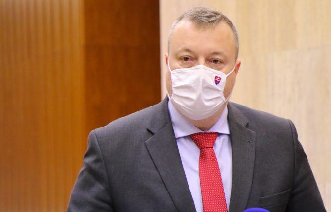 Minister Krajniak priblížil, čo by sa mohlo otvoriť od 8. februára po spustení COVID automatu