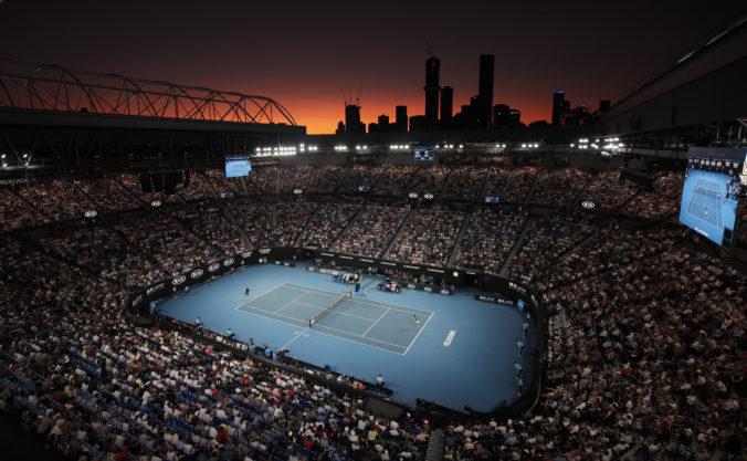 Na Australian Open v Melbourne môže prísť až 30-tisíc fanúšikov denne