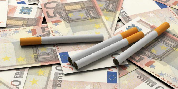 Ceny cigariet a bezdymových tabakových výrobkov opäť porastú, budú drahšie o 40 centov