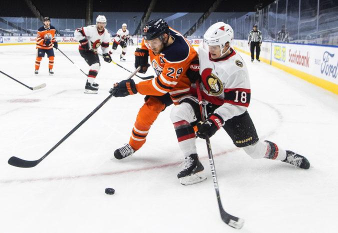 Draisaitl v NHL napodobnil Gretzkého, Sekera skončil na COVID listine (video)