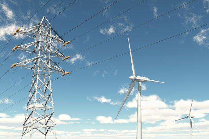 Energiu z veterných elektrární budú distribuovať cez umelý ostrov. Dáni ho postavia v Severnom mori